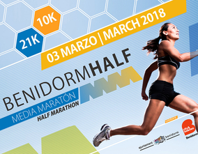 Benidorm Half Marathon is coming on the 3rd of March