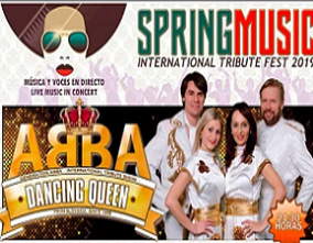 Music Spring from Penyes Association brings the best tribute band to Benidorm.