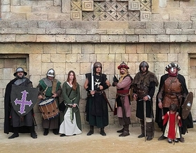 Terra Natura Benidorm commemorates the Day of the Valencian Community